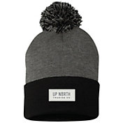 Up North Trading Company Adult Pom Tag Beanie
