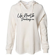 Up North Trading Company Women's Script Hoodie