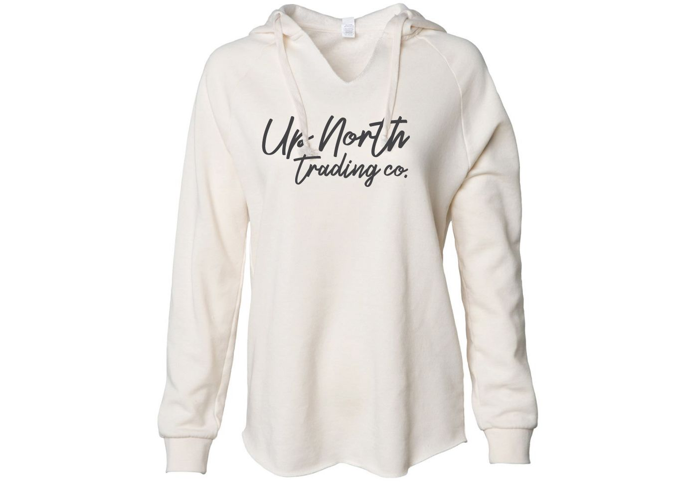 Up North Trading Company Script Hoodie