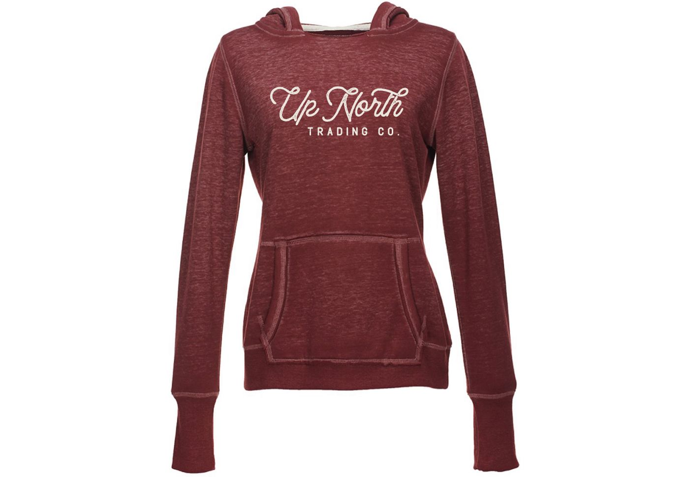 Up North Trading Company Women's Up North Script Hoodie