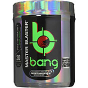 Bang Pre-Workout Master Blaster Sour Heads 20 Servings