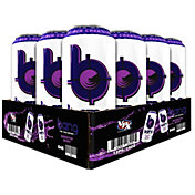 Bang Super Creatine Energy Drink Bangster Berry 12-Pack Case