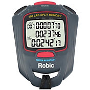 Robic 100 Dual Memory Stopwatch and Pitch Counter
