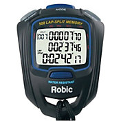 Robic 500 Dual Memory Stopwatch and Pitch Counter