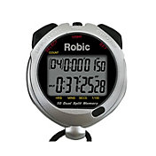Robic Silver 60 Fifty Dual Memory Stopwatch
