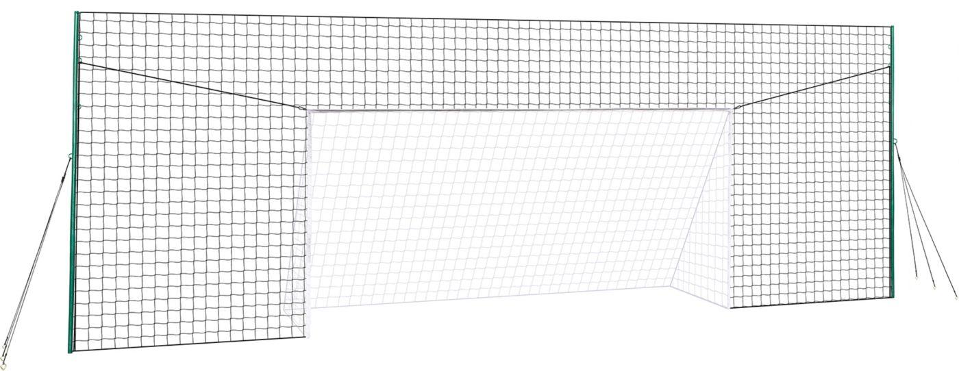 Open Goaaal Large Soccer Goal/Rebounder/Backstop