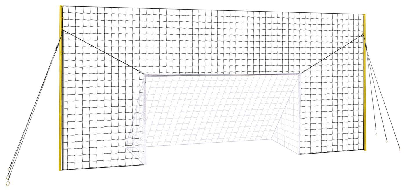 Open Goaaal Junior Soccer Goal/Rebounder/Backstop