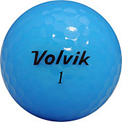 Volvik 2018 Crystal Blue Golf Balls