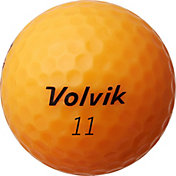 Volvik 2018 Power Soft Orange Golf Balls