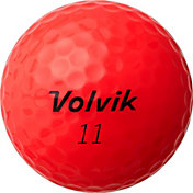 Volvik 2018 Power Soft Red Golf Balls