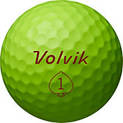 Volvik 2019 S4 Green Golf Balls