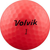 Volvik 2019 ViMAX Soft Red Golf Balls