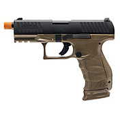 Walther PPQ Tactical Blow Back Airsoft Gun