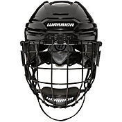 Warrior Senior Alpha One Ice Hockey Helmet Combo