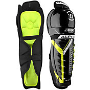 Warrior Junior Alpha DX 4 Ice Hockey Shin Guards
