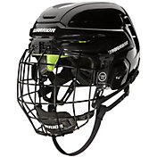 Warrior Youth Alpha One Ice Hockey Helmet Combo