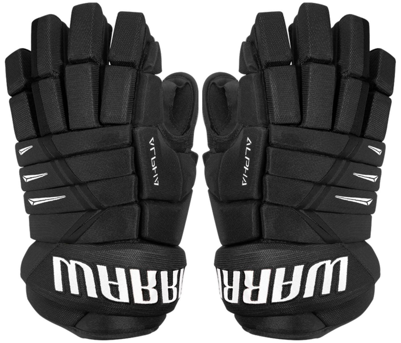 Warrior Youth Alpha DX 3 Ice Hockey Gloves