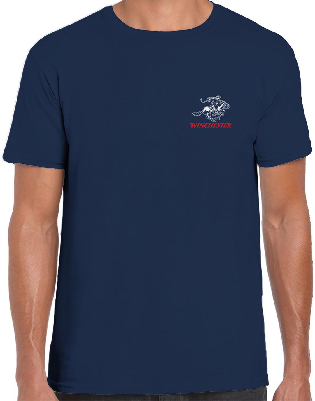 4d85018e Winchester Men's Flag Legend Rider T-Shirt   Field & Stream