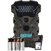 Wildgame Innovations Scrapeline Trail Camera Package – 16 MP
