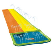 Wham-O Hydroplane Double XL Slip 'N Slide with Boogies