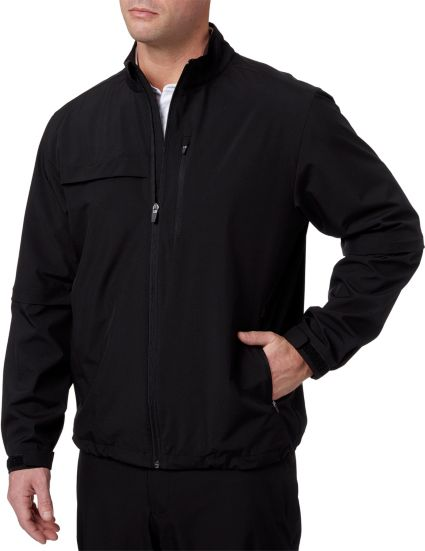 Walter Hagen Men's 2-in-1 Golf Rain Jacket