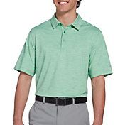 Walter Hagen Men's 11 Majors Championship Stripe Golf Polo – Big & Tall