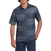 Walter Hagen Men's 11 Majors Ombre Stripe Golf Polo- Big & Tall