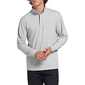 Walter Hagen Men's 11 Majors Mid Weight Golf ¼ Zip- Big & Tall