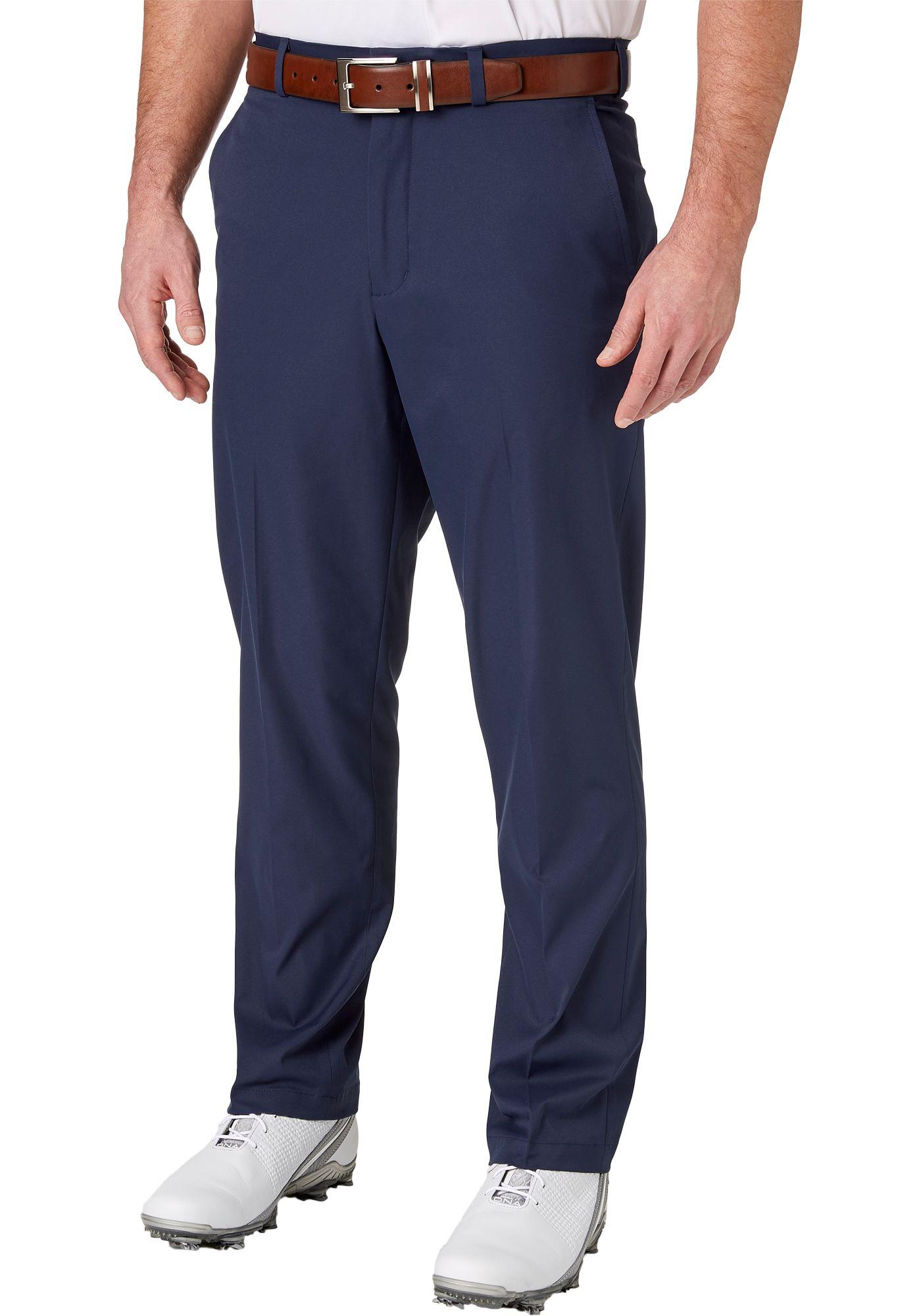 Walter Hagen Men's 11 Majors Core Golf Pants – Big & Tall