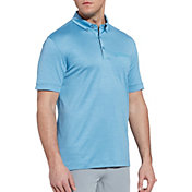 Walter Hagen Men's Lifestyle Scattered Print Golf Polo