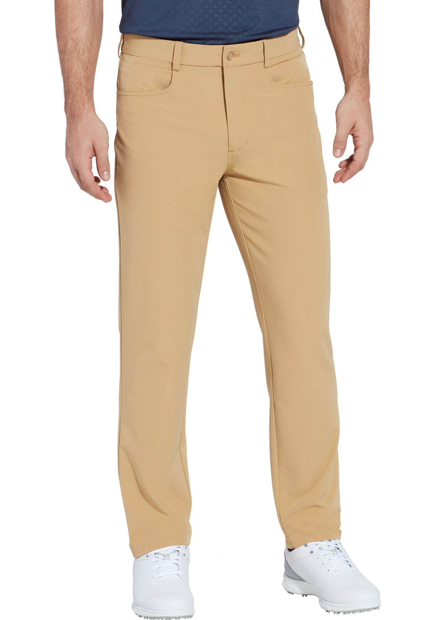 Walter Hagen Men's 5 Pocket Slim Fit Golf Pants