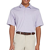 Walter Hagen Men's 11 Majors Championship Stripe Golf Polo