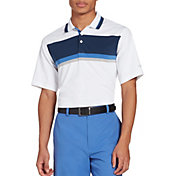 Walter Hagen Men's 11 Majors Colorblock Golf Polo