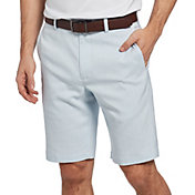 Walter Hagen Men's 11 Majors Glen Plaid Golf Shorts
