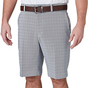 Walter Hagen Men's Perfect 11 Glen Plaid Golf Shorts