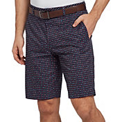 Walter Hagen Men's 11 Majors USA Stars Golf Shorts