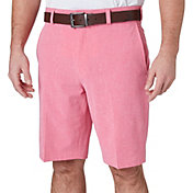 Walter Hagen Men's 11 Majors Textured Grid Golf Shorts