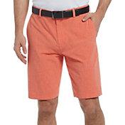 Walter Hagen Men's 11 Majors Textured Grid Golf Shorts