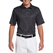 Walter Hagen Men's 11 Majors Gingham Camo Golf Polo