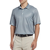 Walter Hagen Men's Essentials Houndstooth Printed Golf Polo