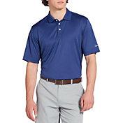 Walter Hagen Men's Essentials Solid Golf Polo