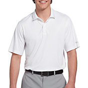 Walter Hagen Men's Essentials Solid Golf Polo
