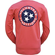 Volunteer Traditions Men's Tennessee Tristar Long Sleeve T-Shirt