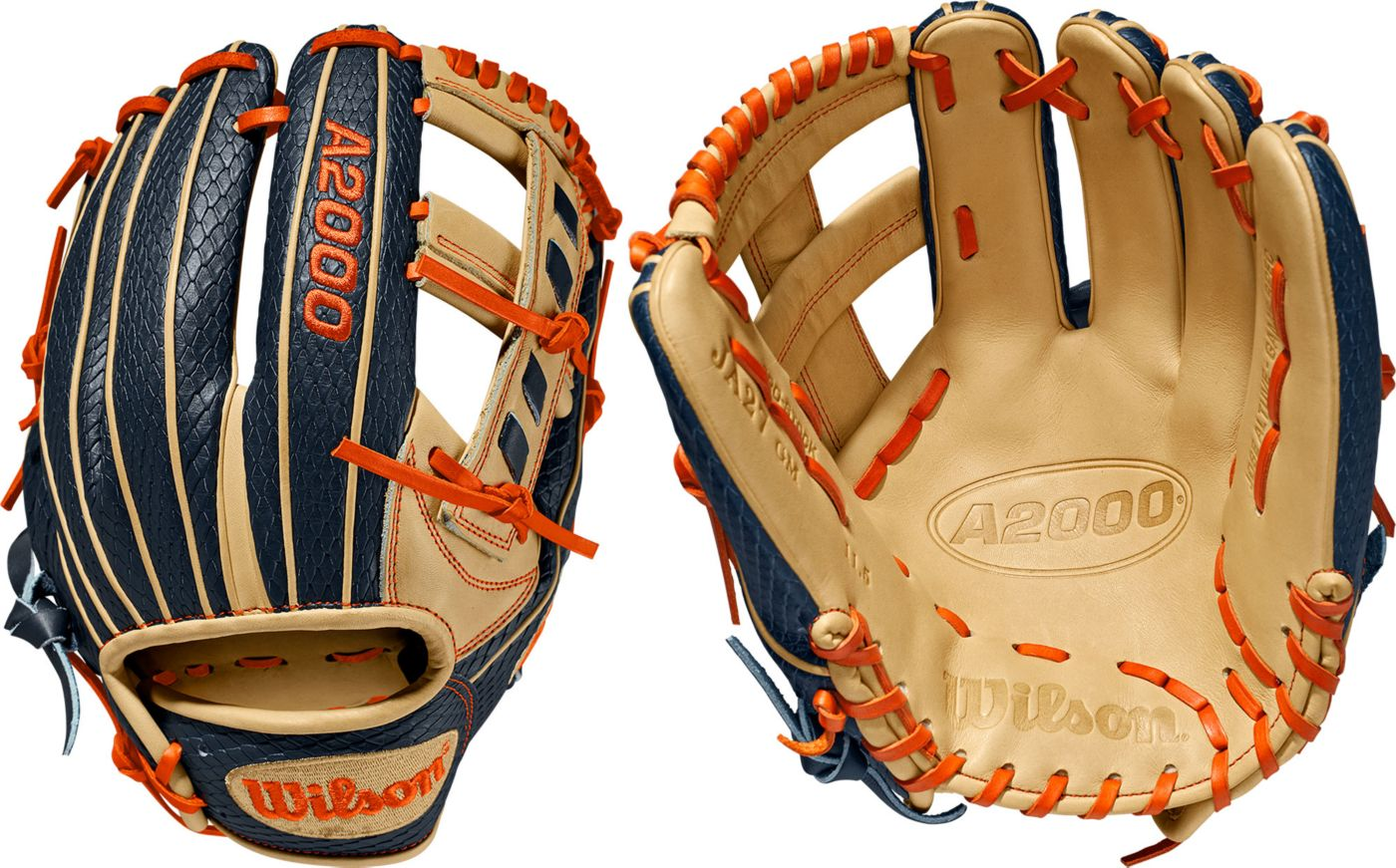 Wilson 11.5'' Jose Altuve A2000 Series Game Model Glove 2020