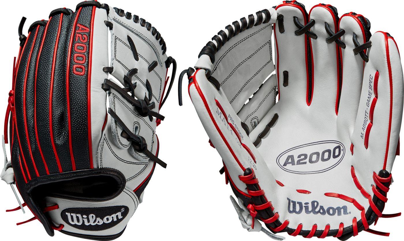 Wilson 12.25'' Monica Abbott A2000 Series Game Model Fastpitch Glove 2020