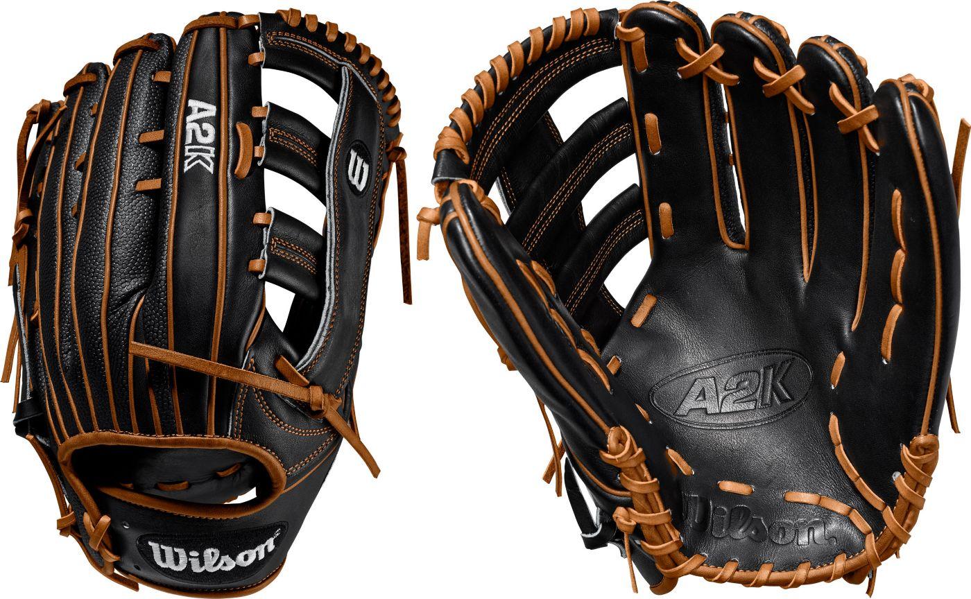Wilson 12.75'' A2K SuperSkin Series 1775 Glove 2020