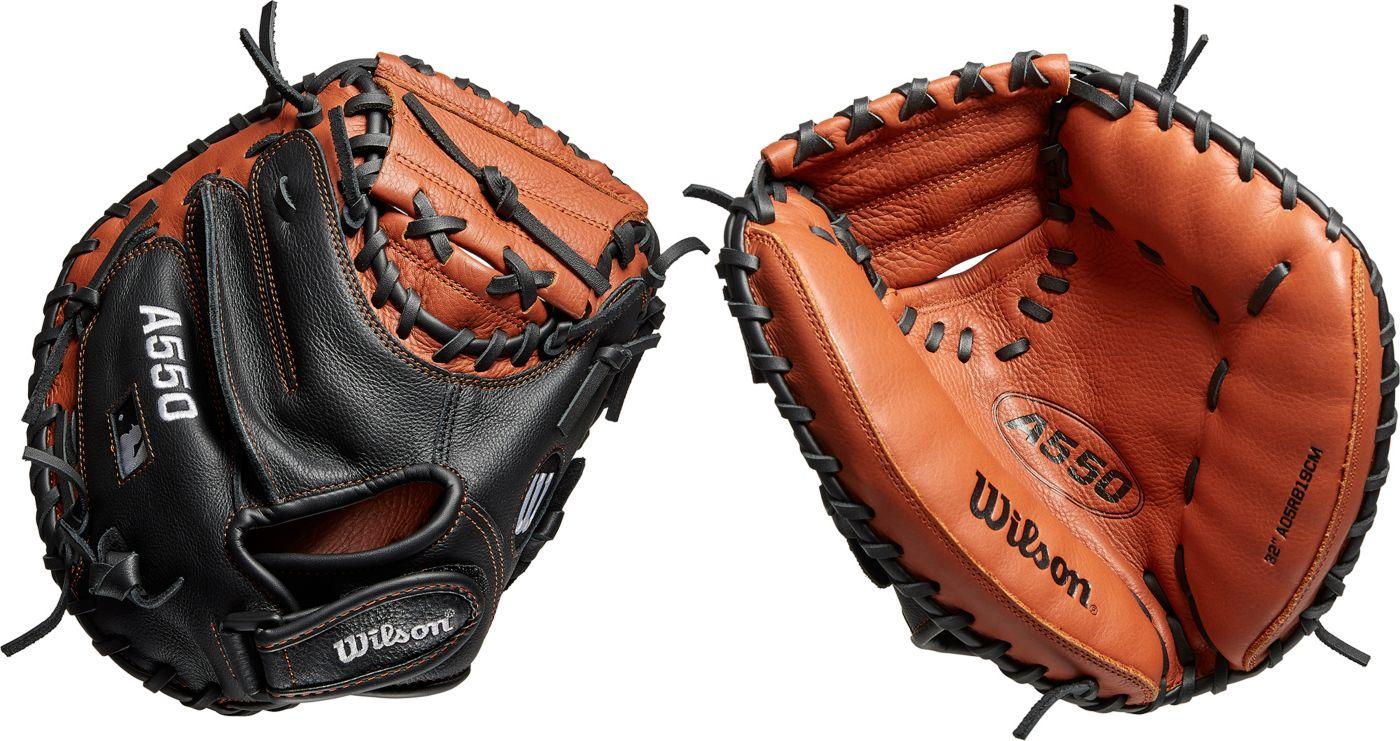 Wilson 32'' Youth A550 Series Catcher's Mitt 2020