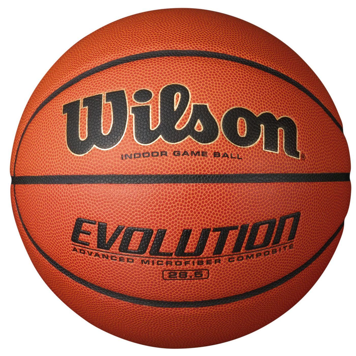 "Wilson Evolution Basketball 28.5"""