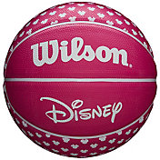 Wilson Minnie Mouse Silhouette Mini Basketball