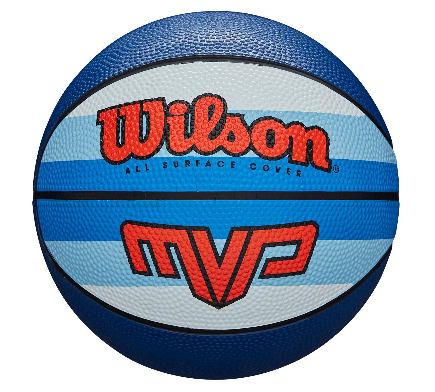 Wilson MVP Retro Mini Basketball